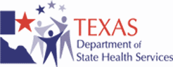 Click to go to Texas Department of State Health Services website