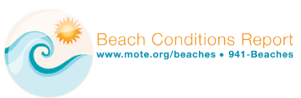 Click to go to the Mote Marine Laboratory Beach Conditions Reporting System and Map