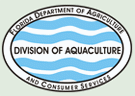 Click to go to Florida Department of Agriculture and Consumer Services Division of Aquaculture website for shellfish harvesting status info.