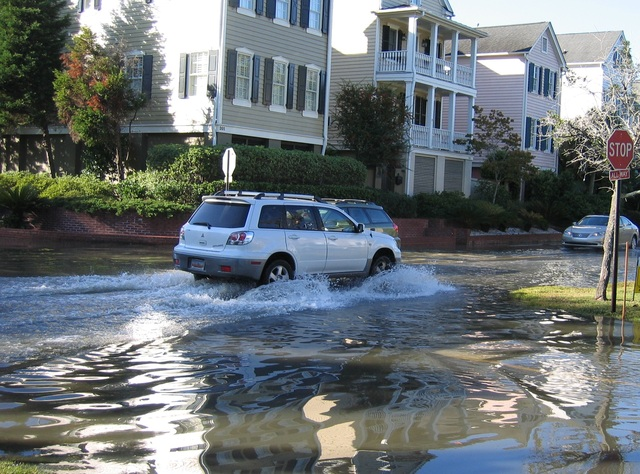 News - New High Tide Flooding 2016 Update and 2017 Outlook