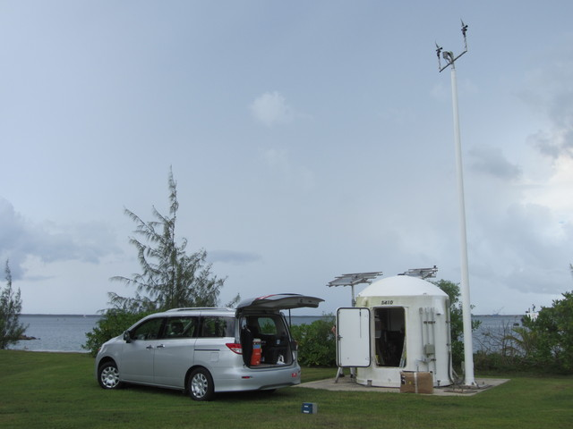 Photo of station #1630000, Apra Harbor, Guam, Un