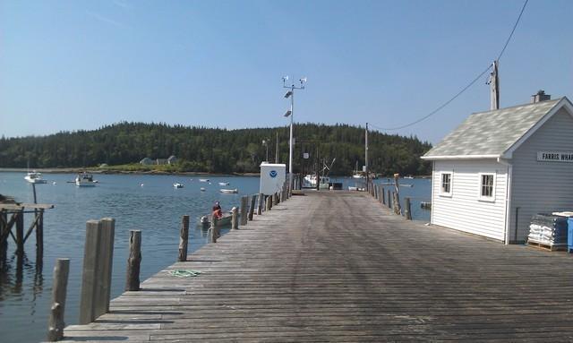Photo of station #8411060, Cutler Farris Wharf, ME