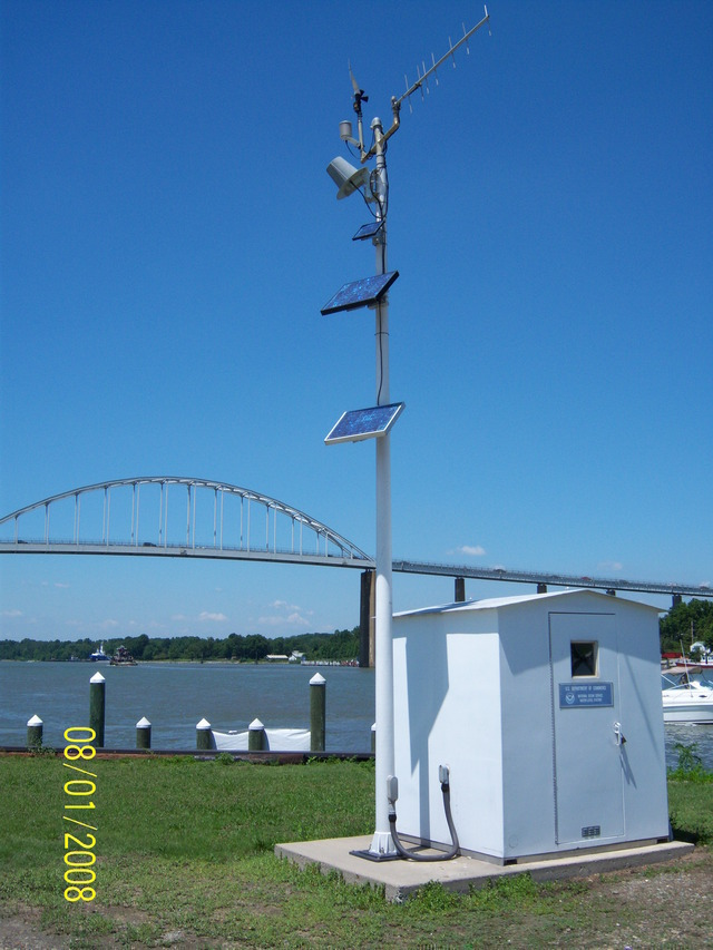 Photo of station #8573927, Chesapeake City, MD
