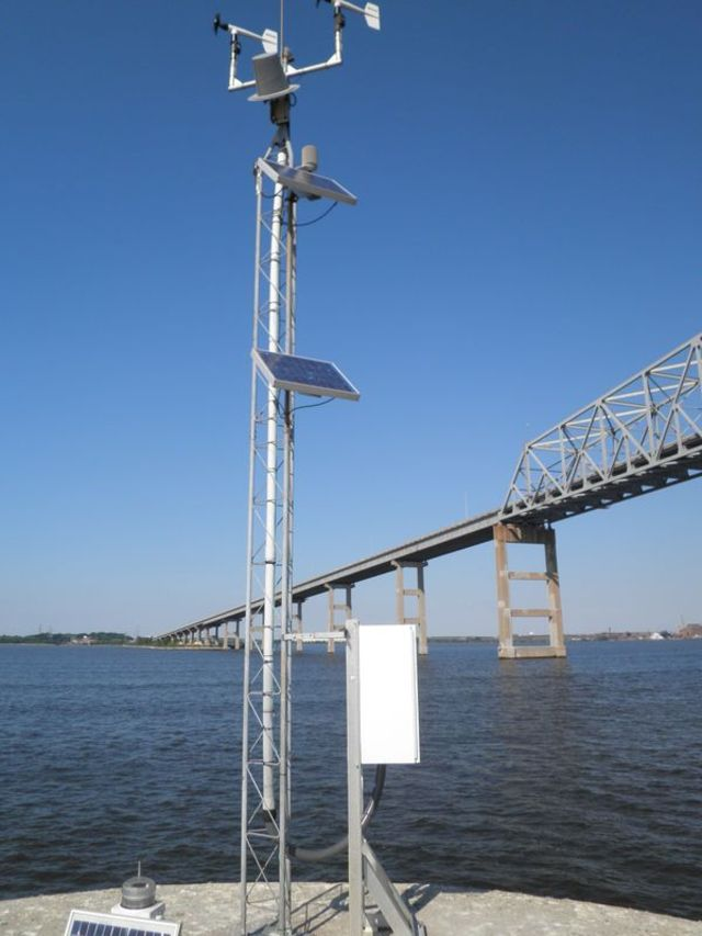 Photo of station #8574728, Francis Scott Key Bridge, MD