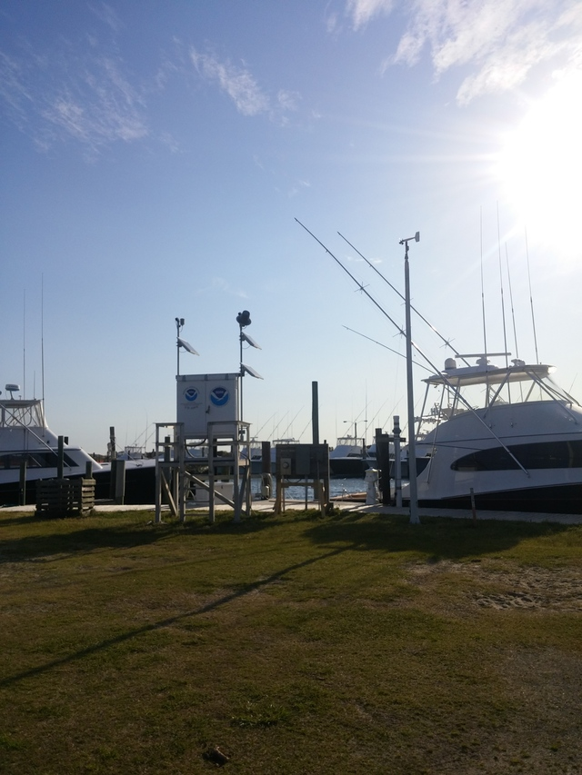 Photo of station #8652587, Oregon Inlet Marina, NC