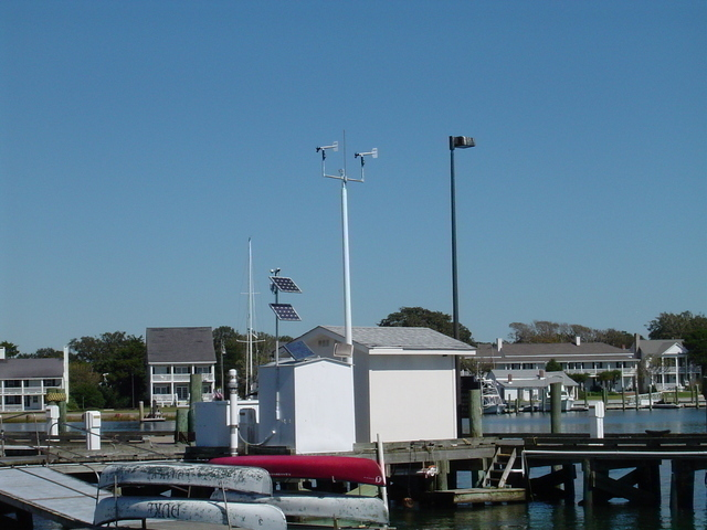 Photo of station #8656483, Beaufort, Duke Marine Lab, NC