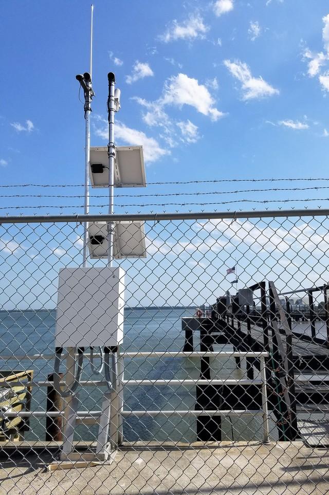 Photo of station #8665530, Charleston, Cooper River Entrance, SC