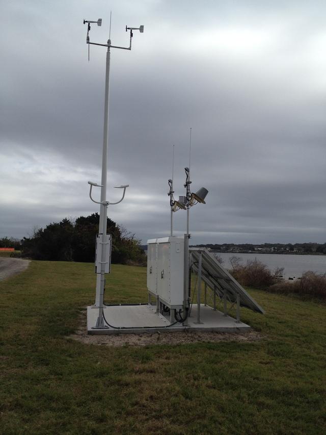 Photo of station #8720233, Blount Island Command, FL