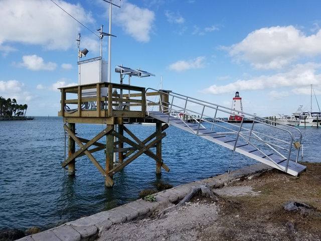 Photo of station #8723214, Virginia Key, Biscayne Bay, FL