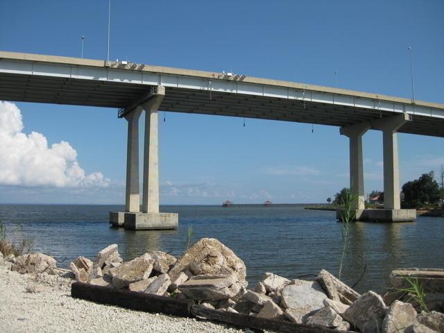 Photo of station #8735391, Dog River Bridge, AL