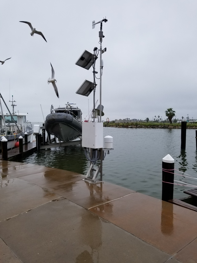 Photo of station #8774770, Rockport, TX