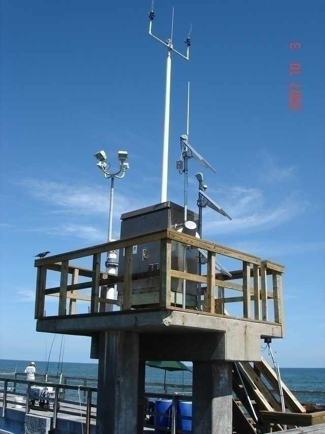 Photo of station #8775870, Bob Hall Pier, Corpus Christi, TX