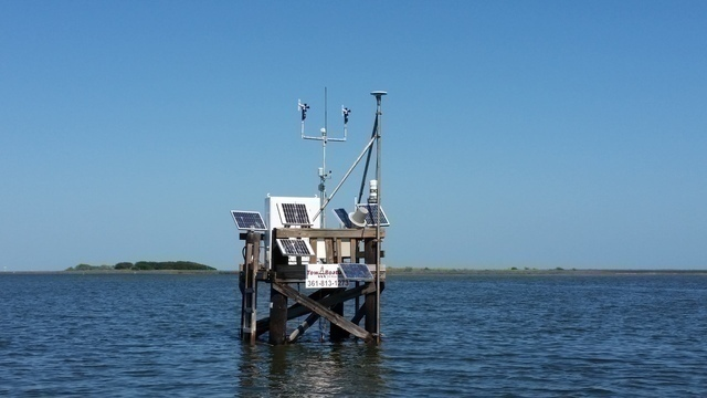 Photo of station #8776139, S. Bird Island, TX