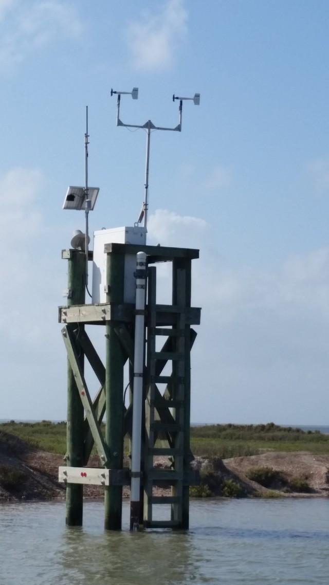 Photo of station #8779280, Realitos Peninsula, TX