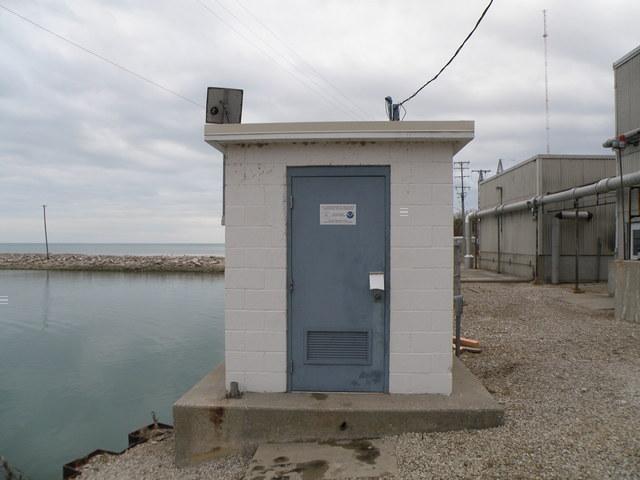 Photo of station #9063090, Fermi Power Plant, MI