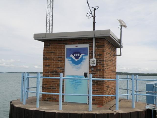 Photo of station #9075099, De Tour Village, MI
