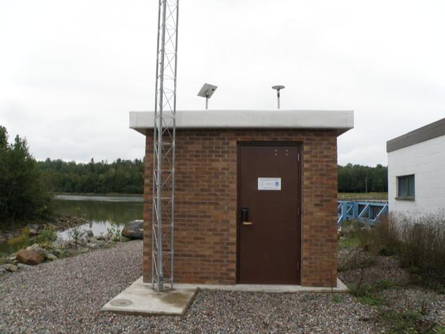Photo of station #9076027, West Neebish Island, MI