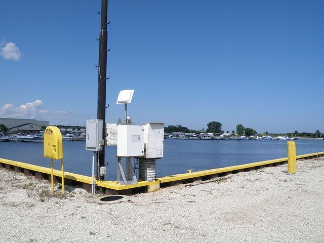 Photo of station #9087068, Kewaunee, Lake Michigan, WI
