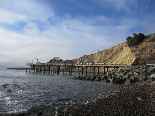 Photo of station #9416841, Arena Cove, CA
