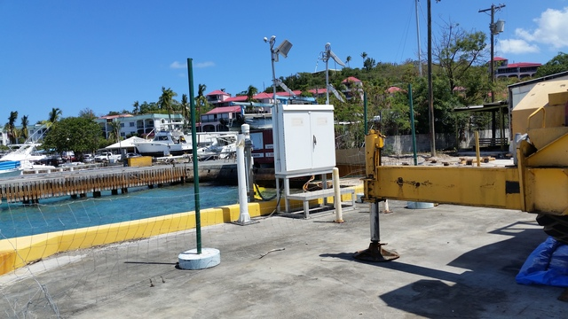 Photo of station #9751364, Christiansted Harbor, St Croix, VI
