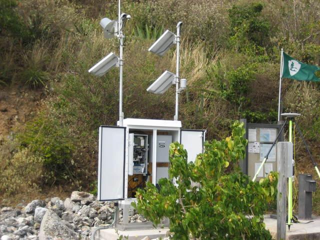 Photo of station #9751381, Lameshur Bay, St John, VI