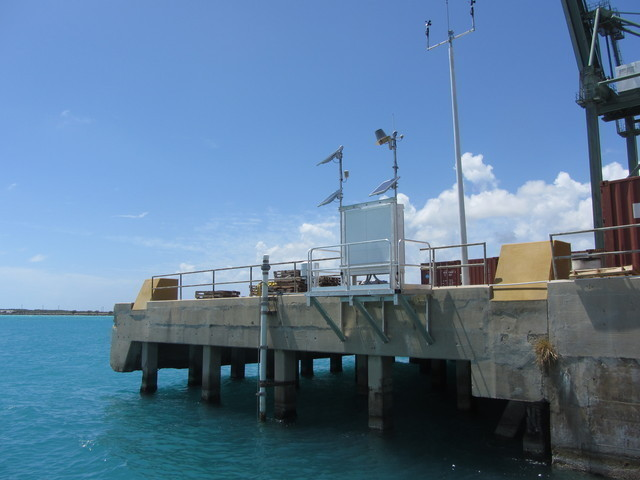 Photo of station #9751401, Lime Tree Bay. St. Croix, VI